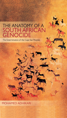 Cover of 'The Anatomy of a South African Genocide'