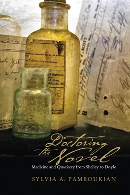 Cover of Doctoring the Novel