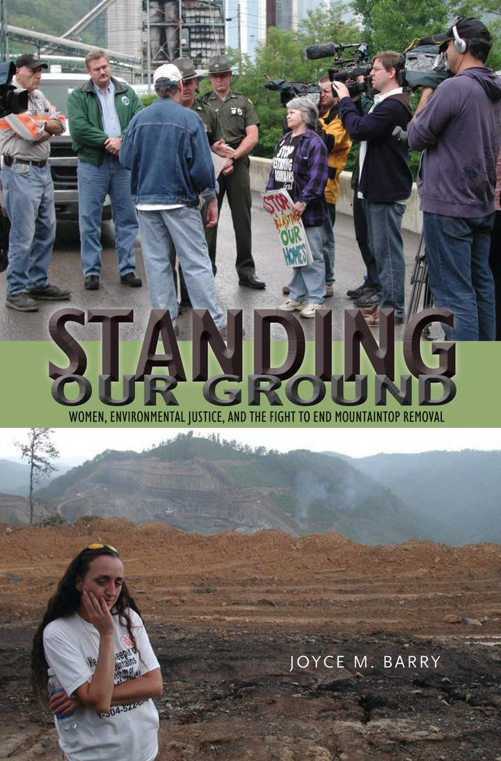 Cover of Standing Our Ground