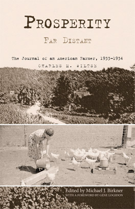 Cover of 'Prosperity Far Distant'