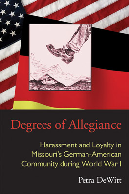Cover of 'Degrees of Allegiance'