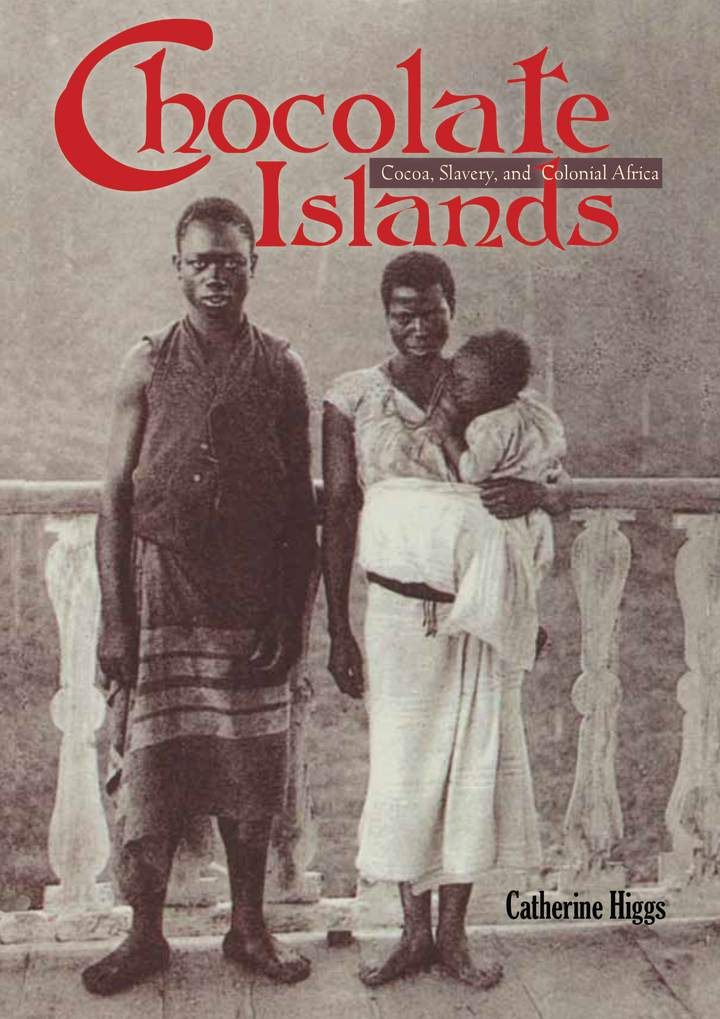 Cover of 'Chocolate Islands'