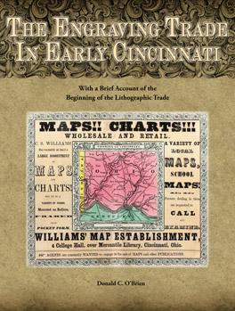 Cover of 'The Engraving Trade in Early Cincinnati'