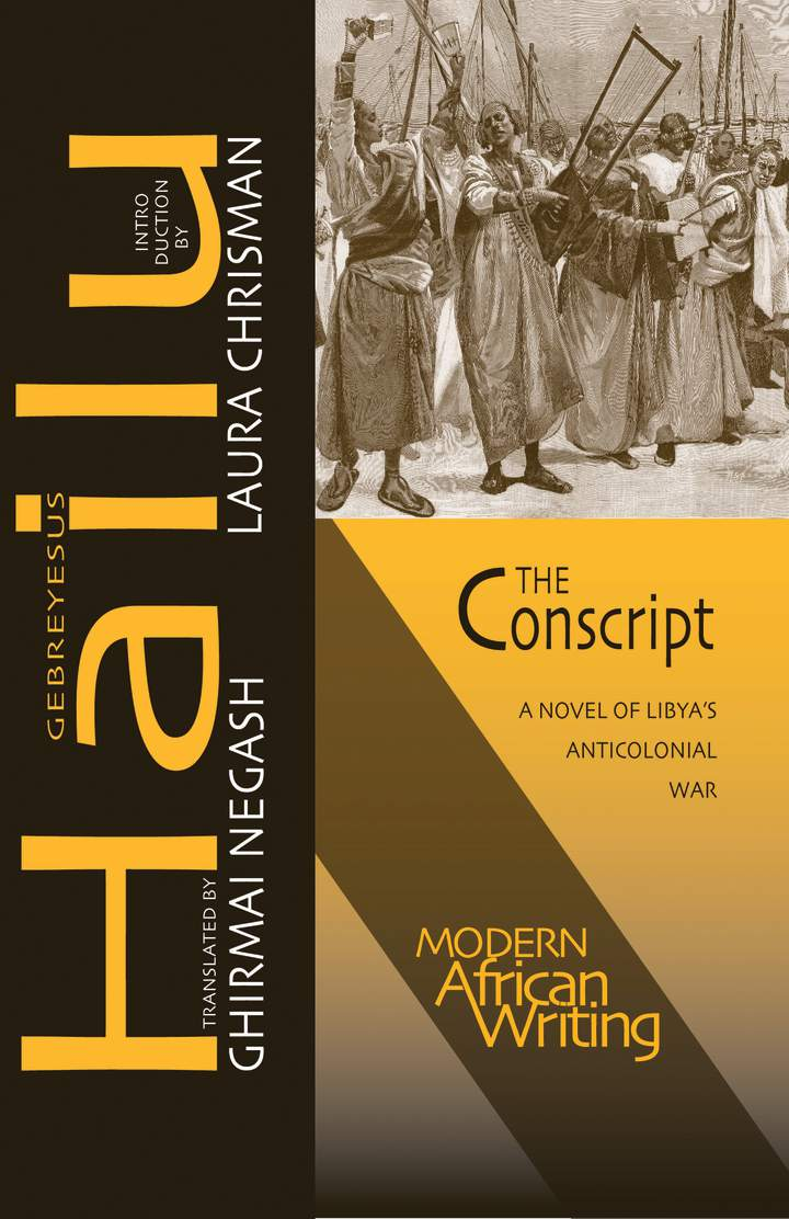 Cover of 'The Conscript'