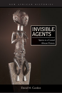 Cover of Invisible Agents