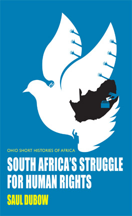 Cover of South Africa's Struggle for Human Rights