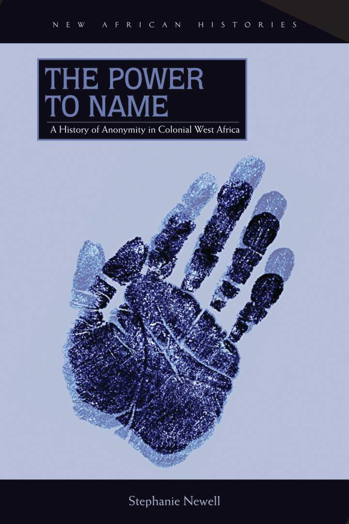 Cover of 'The Power to Name'