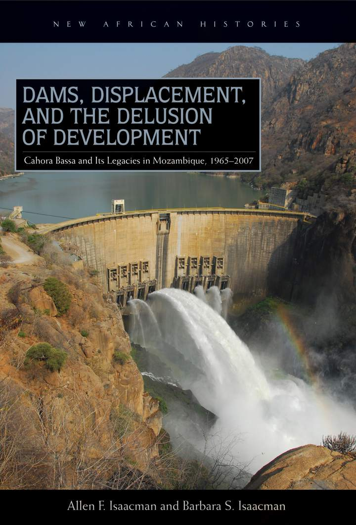 Cover of Dams, Displacement, and the Delusion of Development