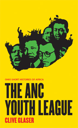 Cover of 'The ANC Youth League'