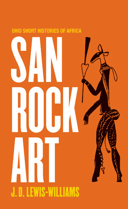 Cover of 'San Rock Art'