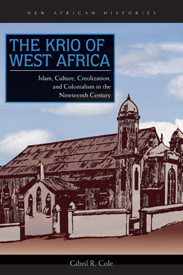 Cover of The Krio of West Africa