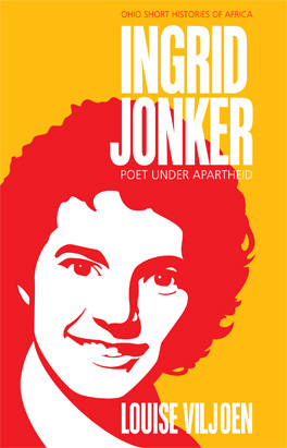 Cover of 'Ingrid Jonker'