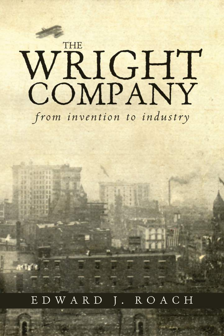 Cover of 'The Wright Company'
