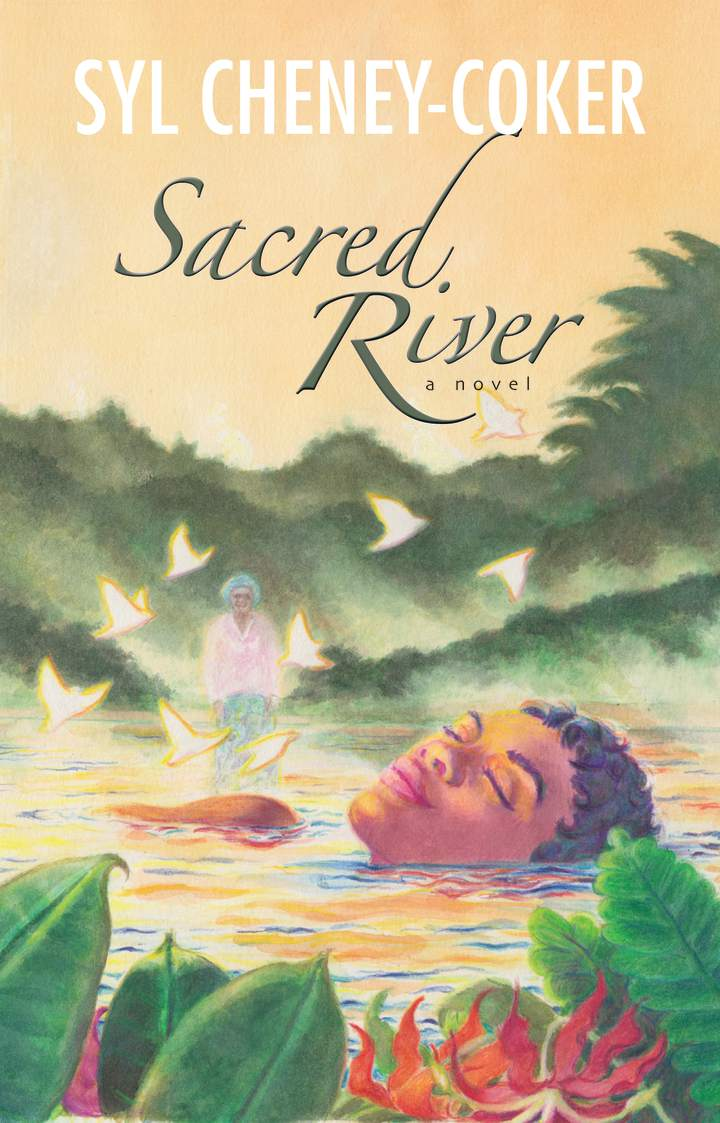 Cover of 'Sacred River'