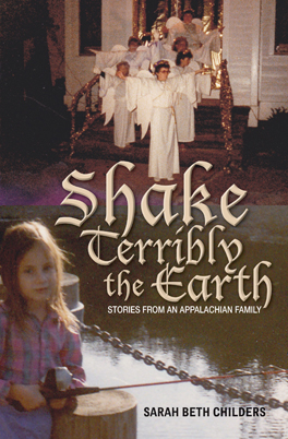 Cover of 'Shake Terribly the Earth'