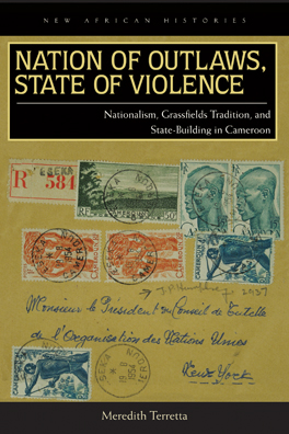 Cover of Nation of Outlaws, State of Violence