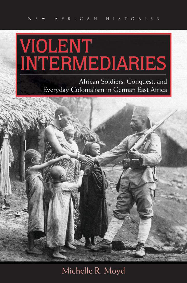 Cover of Violent Intermediaries