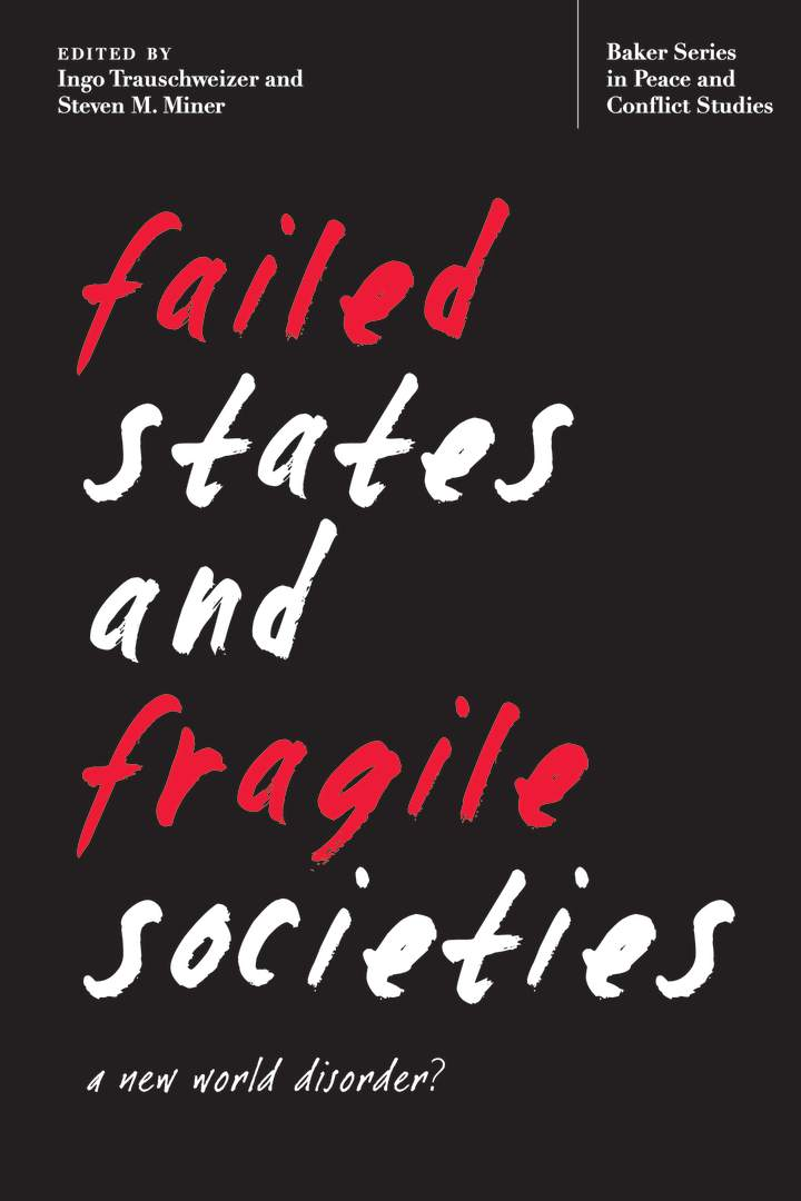 Cover of 'Failed States and Fragile Societies'