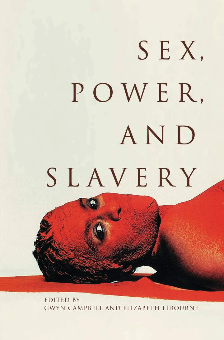 Cover of 'Sex, Power, and Slavery'