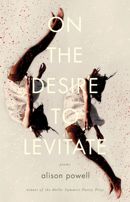 Cover of 'On the Desire to Levitate'
