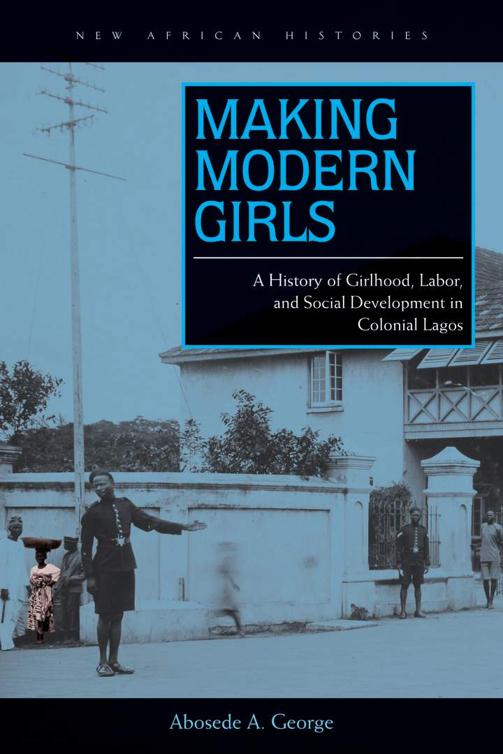 Cover of 'Making Modern Girls'