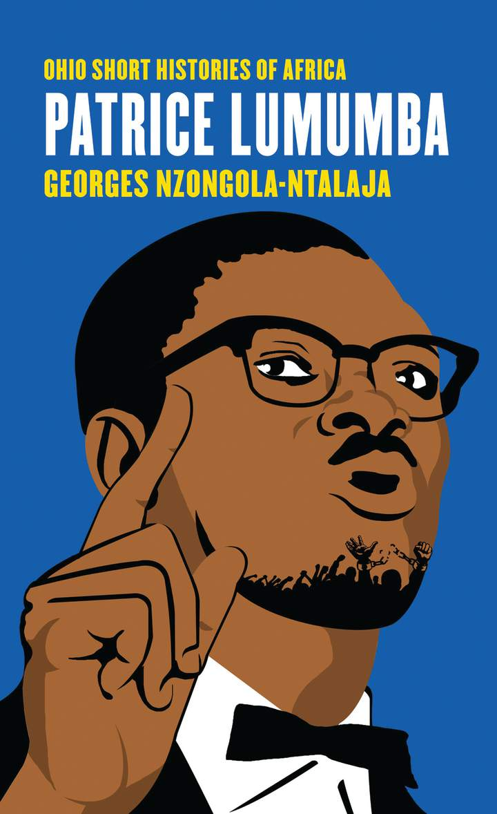 Cover of 'Patrice Lumumba'