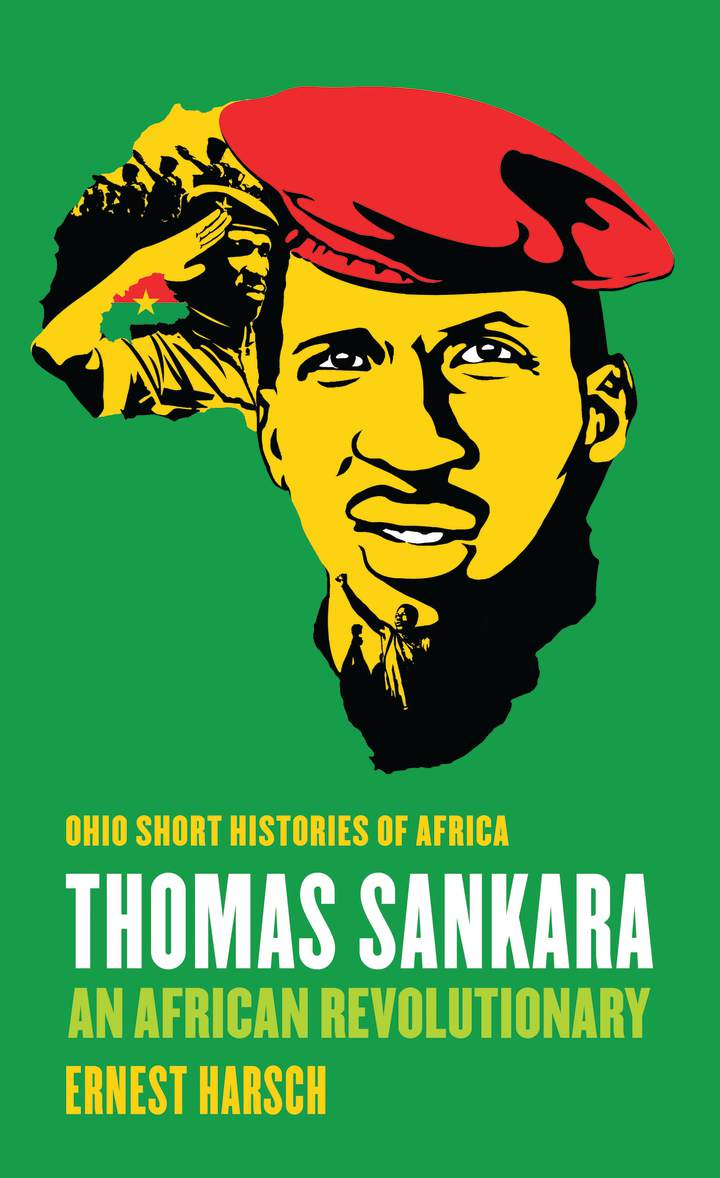 Cover of 'Thomas Sankara'