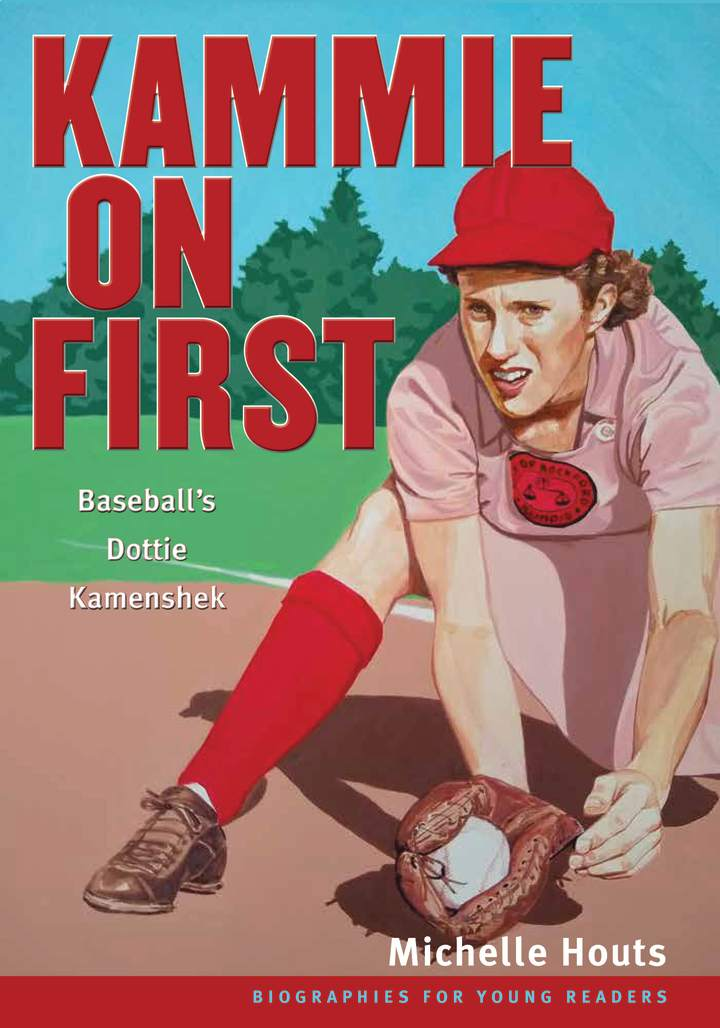 Cover of 'Kammie on First'
