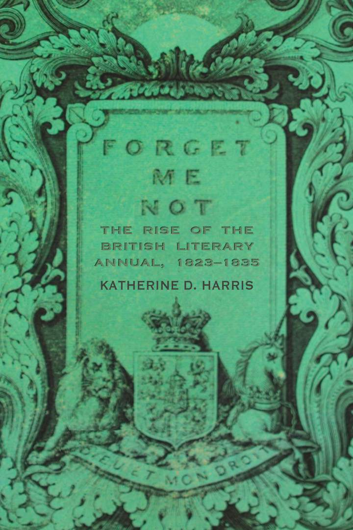 Cover of 'Forget Me Not'