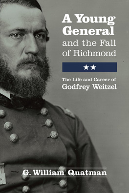 Cover of 'A Young General and the Fall of Richmond'