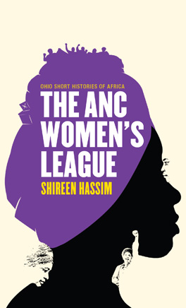 Cover of 'The ANC Women's League'