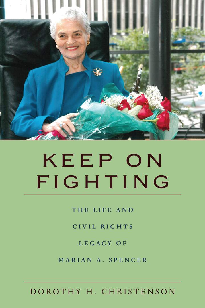 Cover of Keep On Fighting