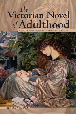 Cover of 'The Victorian Novel of Adulthood'