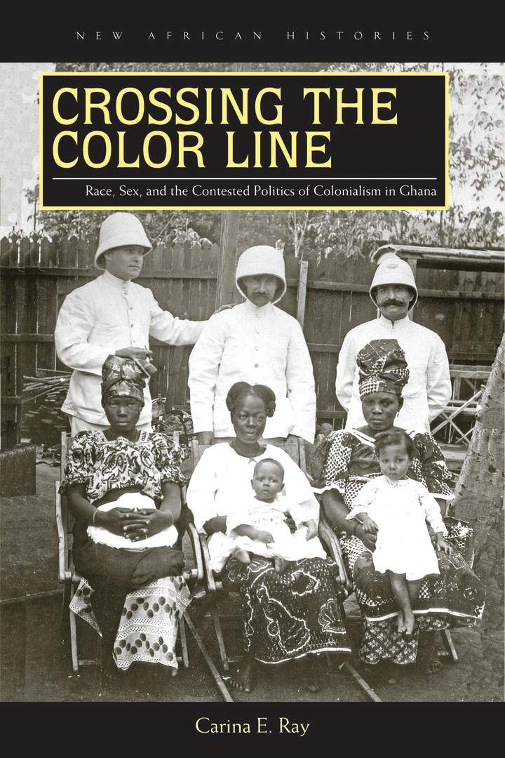 Cover of Crossing the Color Line