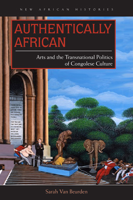 Cover of 'Authentically African'