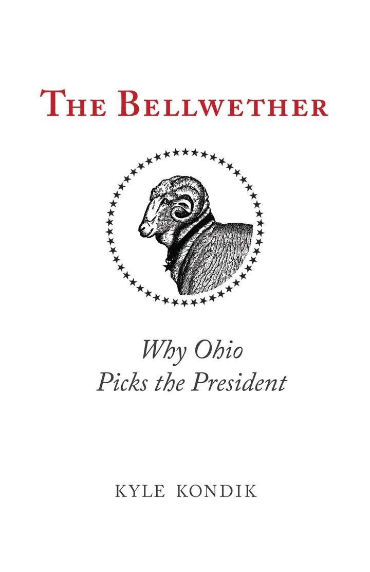 Cover of 'The Bellwether'
