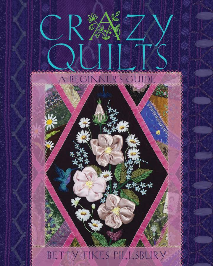 Cover of 'Crazy Quilts'