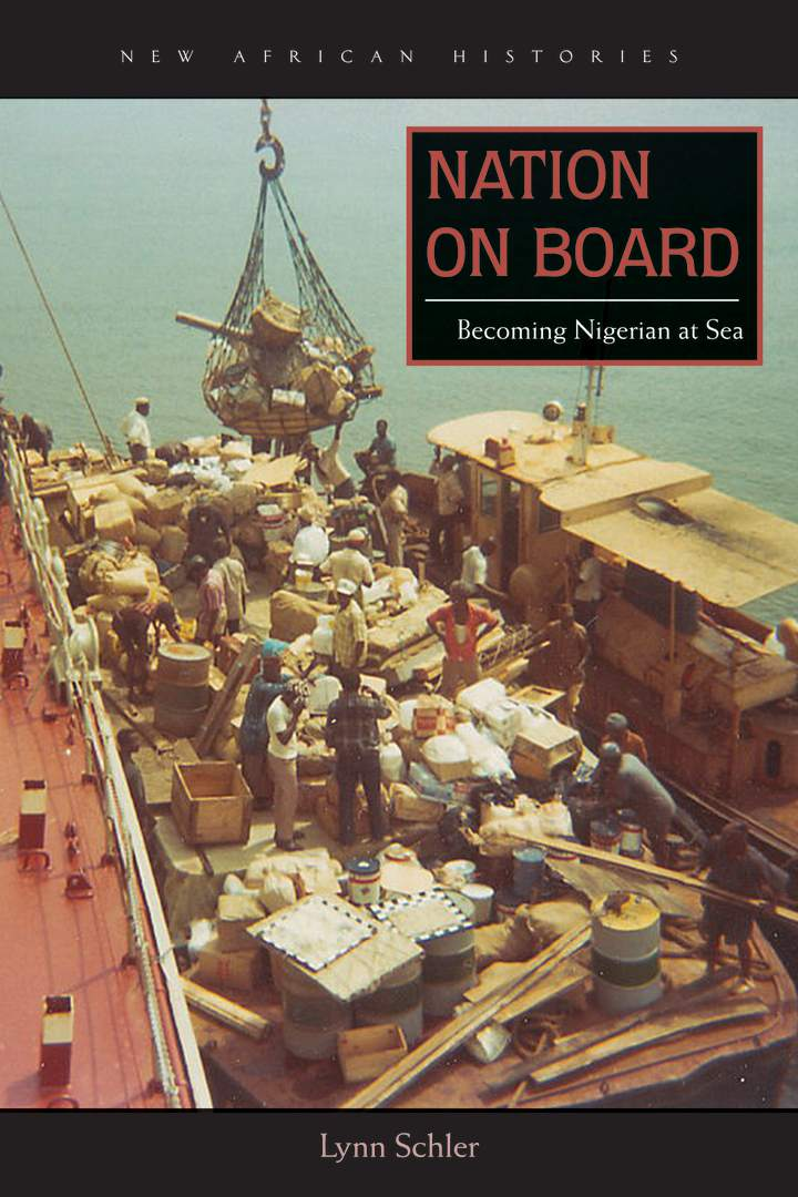 Cover of Nation on Board