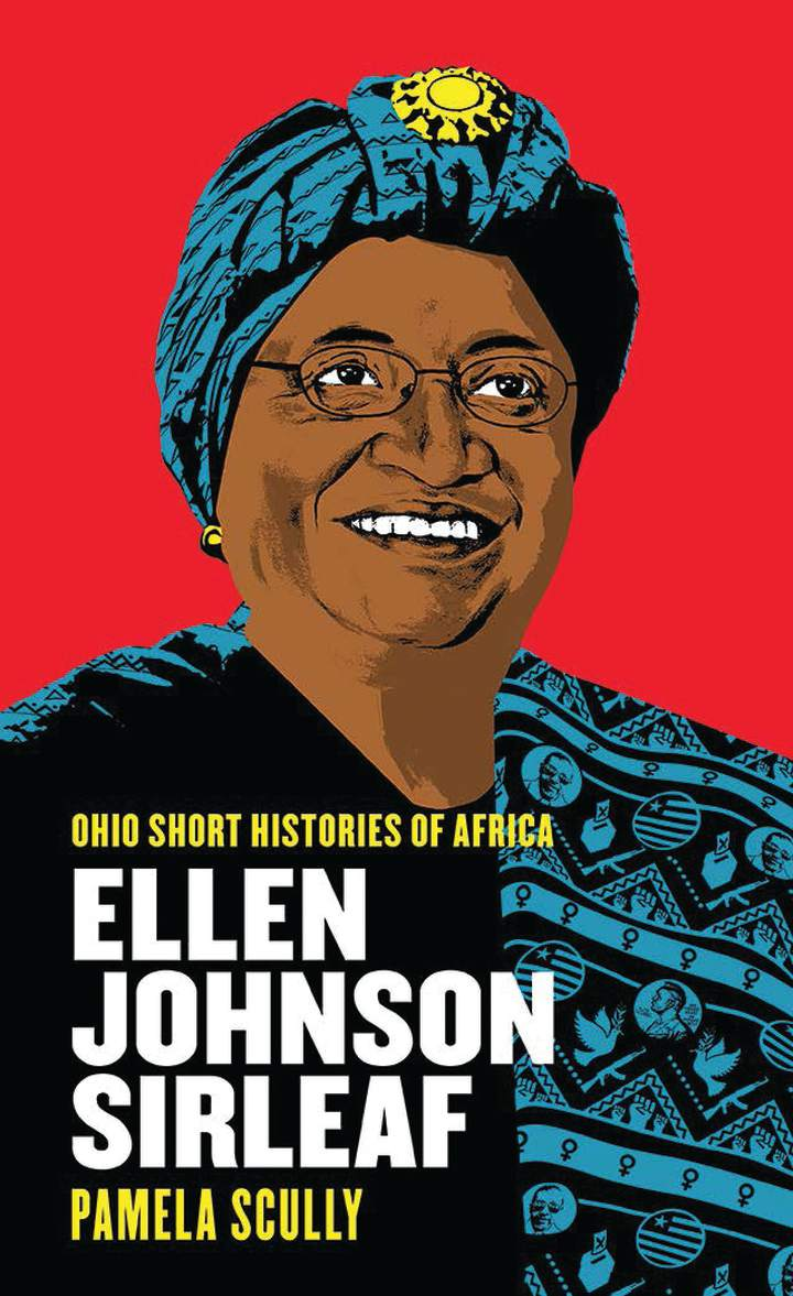 Cover of 'Ellen Johnson Sirleaf'
