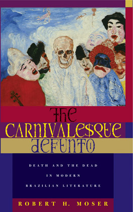Cover of 'The  Carnivalesque Defunto'