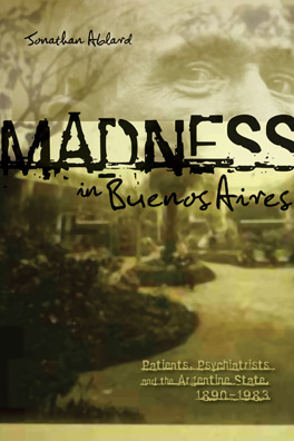 Cover of 'Madness in Buenos Aires'
