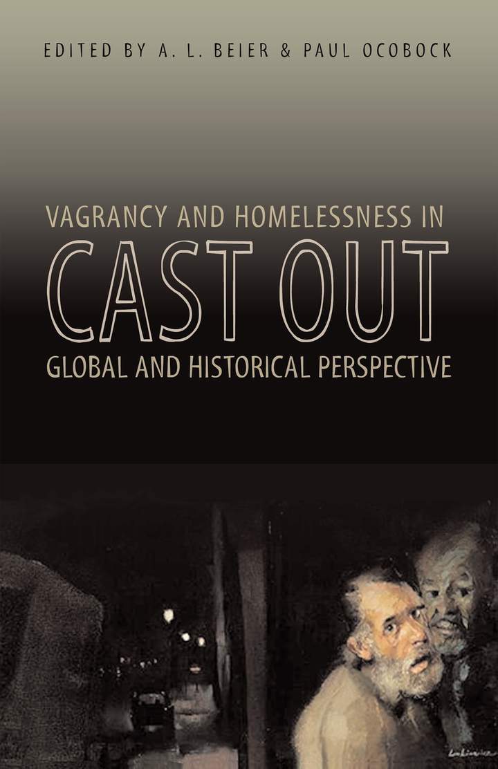 Cover of 'Cast Out'
