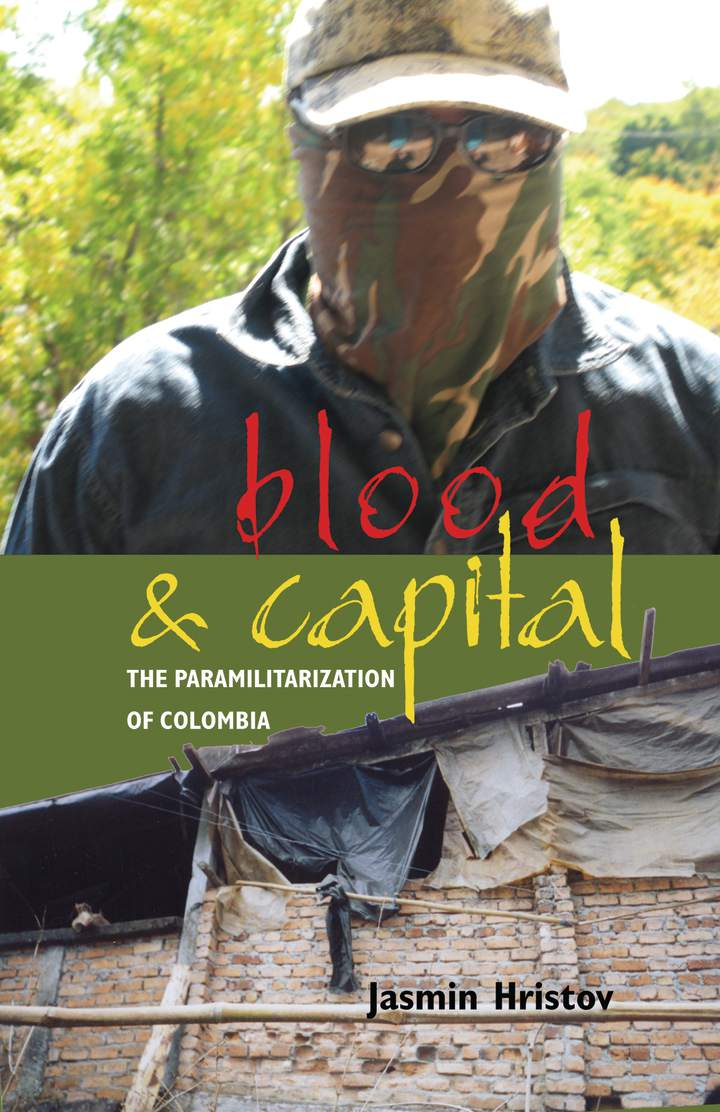 Cover of 'Blood and Capital'