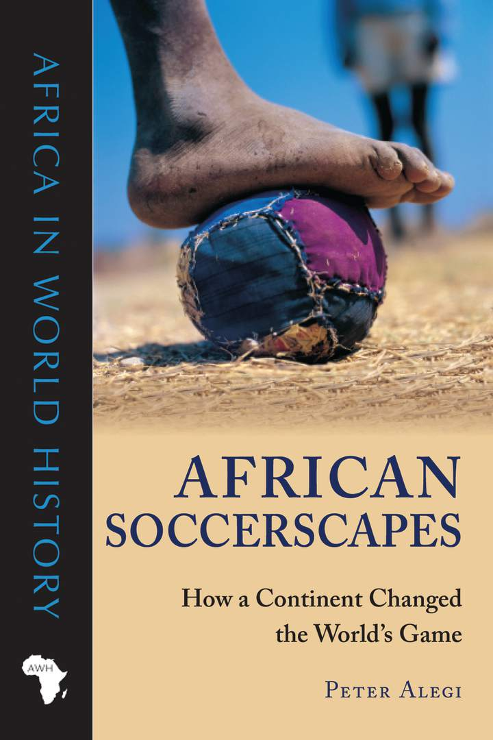 Cover of 'African Soccerscapes'