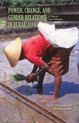 Cover of 'Power, Change, and Gender Relations in Rural Java'