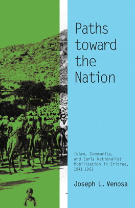 Cover of 'Paths toward the Nation'