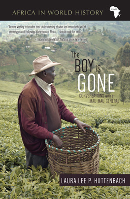 Cover of 'The Boy Is Gone'
