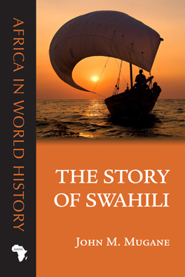 Cover of The Story of Swahili