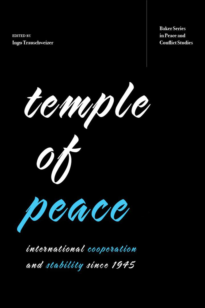 Cover of 'Temple of Peace'