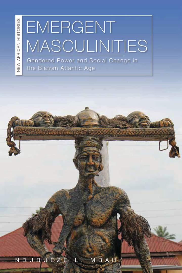 Cover of Emergent Masculinities